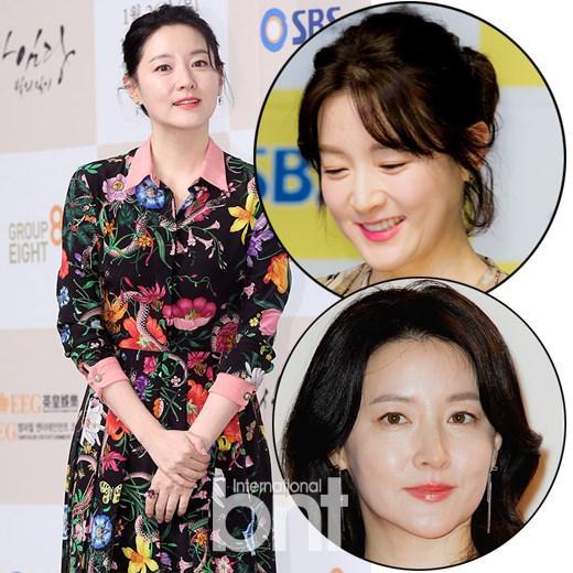 """有""""氧气美女""""之称李英爱是韩流元祖女星。携新剧《师任堂,光的日记》回归的她,无论是演技还是容颜都没有令观众们失望。"""