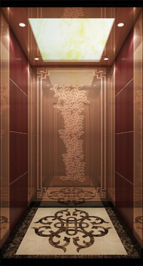 1、具有多功能控制系统,精确的控制着电梯的运行,让你享受到舒适的乘坐感觉;