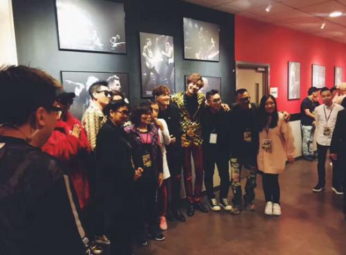 韩国艺匠Artiz Studio VIP顾客与Running Man成员亲密接触