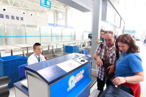 青岛至莫斯科直航航线正式开通