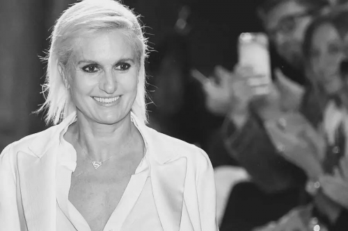 Maria Grazia Chiuri 成为Dior女装70年来的第一位女创意总监