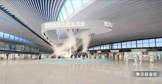 借助新机场建设的历史机遇,青岛机场加大步伐开展辅业的多元化运营!