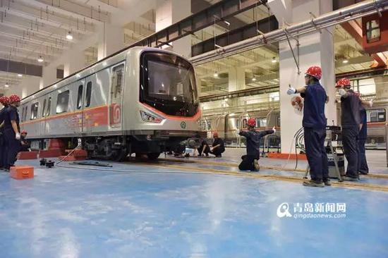 根据青岛市地铁规划,黄岛区规划有五条轨道线路(分别为地铁1号线,2