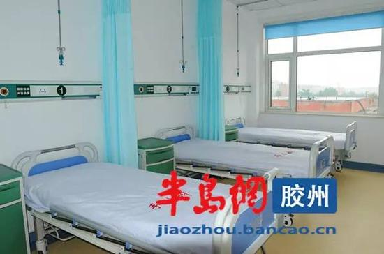 近日,投资3000余万元的胶州人民医院新病房楼项目已改建和装修完成,部分科室开始搬迁启用。