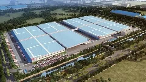 """李宝帅说,落户于胶州经济技术开发区内的京东集团""""亚洲一号""""青岛物流园项目去年开始动工,今年年底就要进行投产。"""