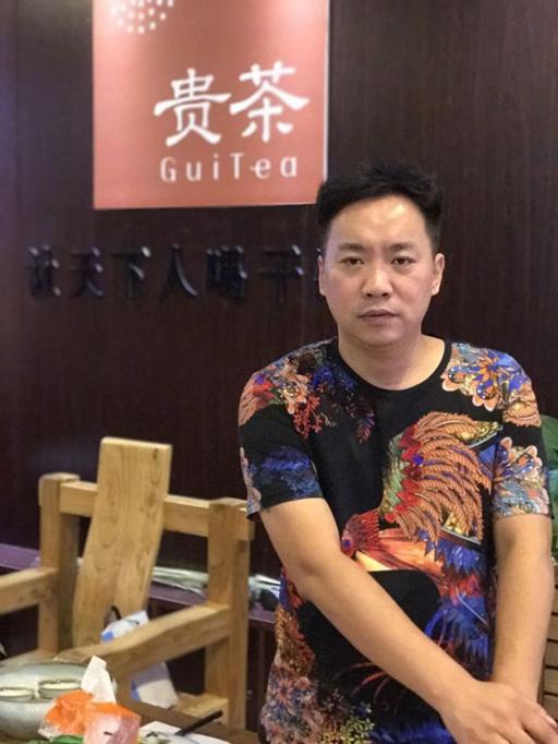 △山东宝婵商贸有限公司总经理焦锋先生