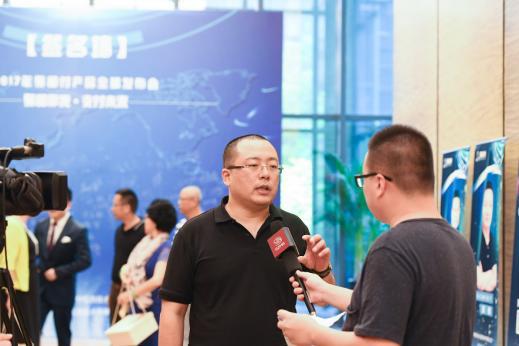 【专访】 聚和付董事长杨伯超