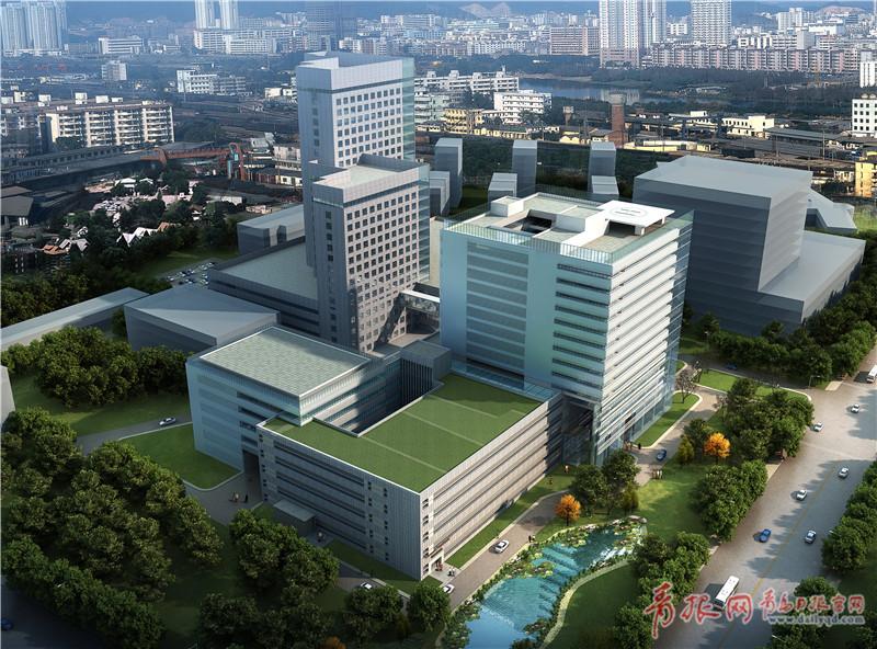 市立医院东院二期