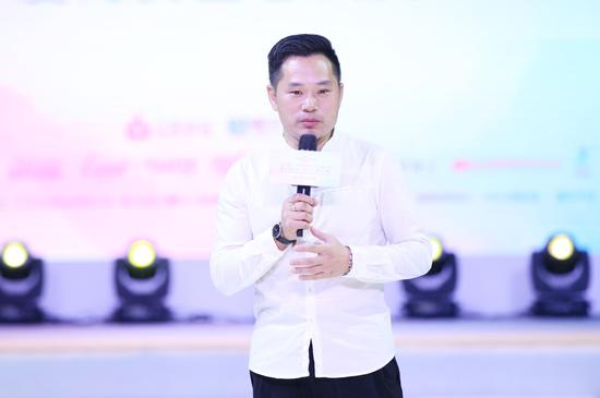 易天互动(厦门)文化传媒公司董事长周严先生