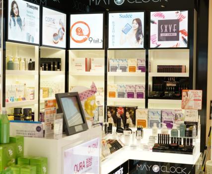 素玳SUDEE医学美容护肤品正式入驻新世界免税店