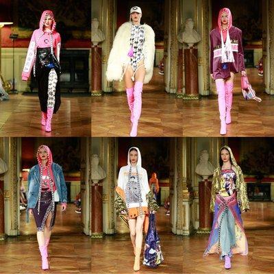 广誉远国药赞助新锐设计师刘庆Big-King设计的带有品牌元素的系列服饰