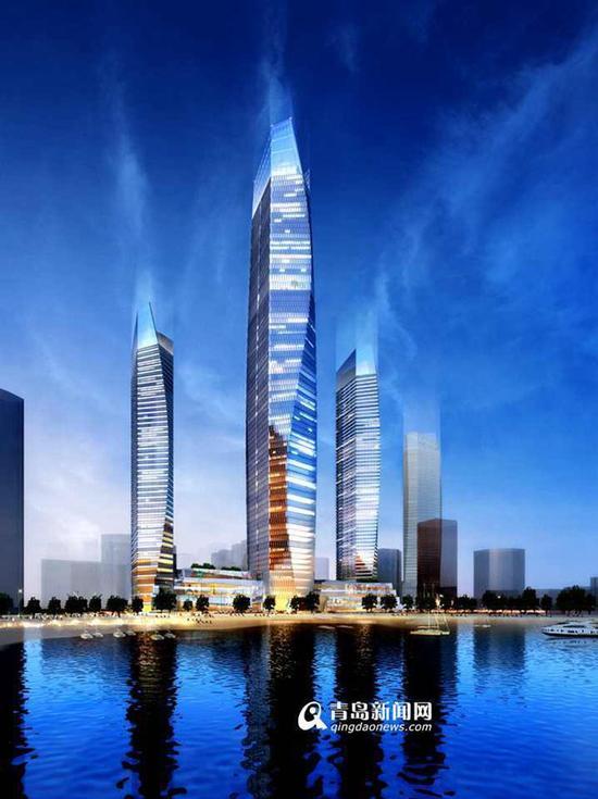 海天中心2020年5月投入使用