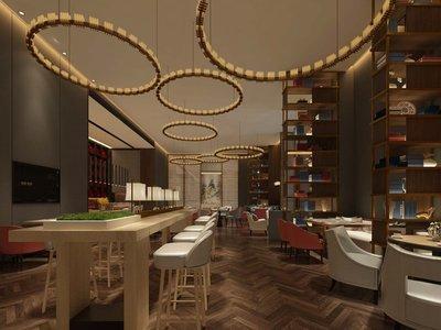 怡程酒店餐饮区