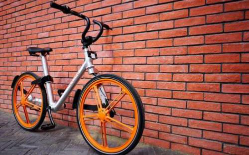 Mobike共享单车,专业打造极致产品