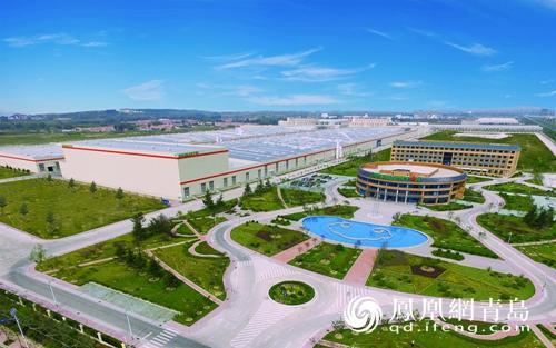 """青岛双星""""工业4.0""""智能化工厂"""