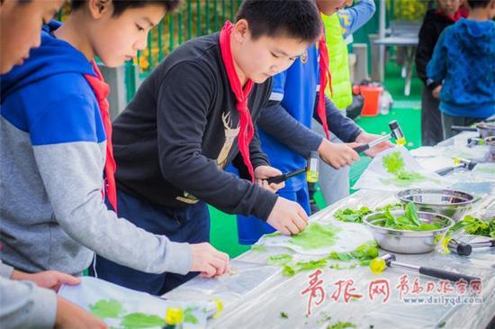 多样化的科普活动和实践探索活动给全校孩子带来一场科学盛宴。