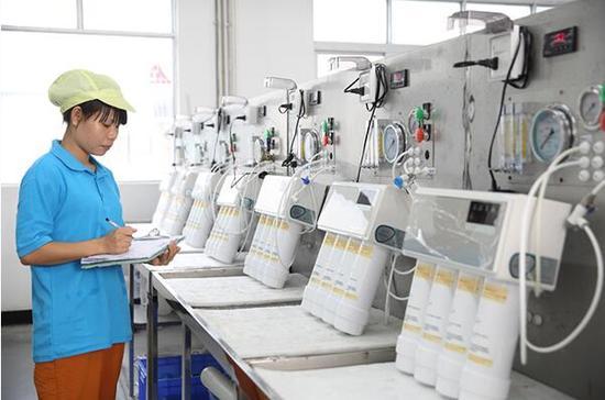 慕辰净水工厂