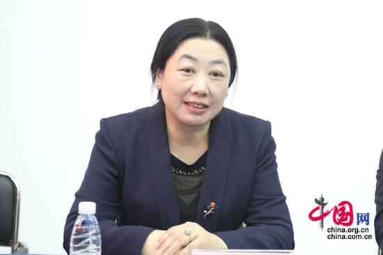 中国药物经济学杂志社社长罗景虹