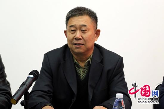 中关村精准医学基金会理事长蔡顺利