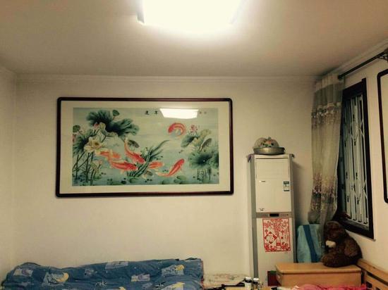——客户赵先生王一容《九鱼图》
