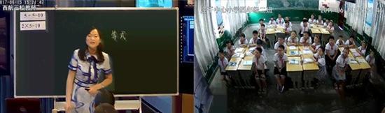 科达视讯教室应用实例 现场图