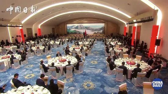 青岛海尔洲际酒店全程助力上合峰会国宴盛会