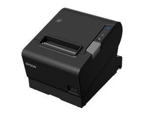 (TM-T88VI智能热敏票据打印机—黑色款)