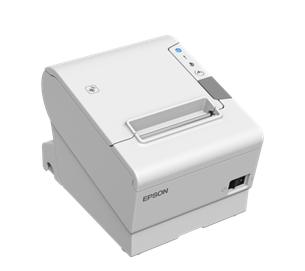 (TM-T88VI智能热敏票据打印机—白色款)