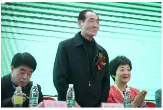 武汉市消费者协会会长陈喜生先生现场致辞