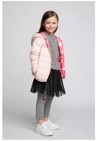 孩子穿上充满了甜美感,你的芭蕾舞者梦让她来完成!