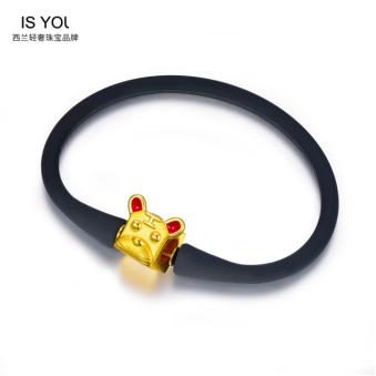 ISYOU轻奢珠宝12生肖设计款系列转运珠之——生肖虎