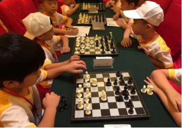 幼儿棋类大赛