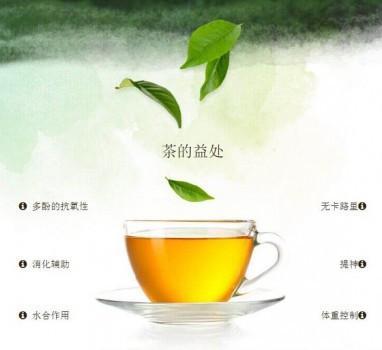 茶的益处—美乐家