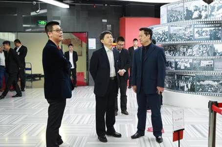 王市长对中国万通国际集团给予高度评价