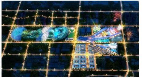 无锡人鱼小镇规划图