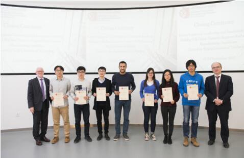 未来工程师领导与创新学院首批毕业学员