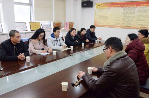 江苏省慈善总会、雅睿慈善公益团队一行与盐城市福利院领导开展交流