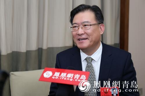 青岛市人大代表、董家口经济区工委委员、管委副主任刘世明