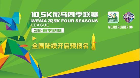 跑者荣耀四季联赛将陆续开启赛事预报名的城市