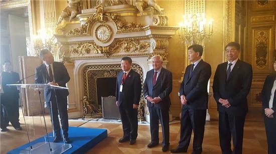 法国里昂市政府第二届中法文化论坛