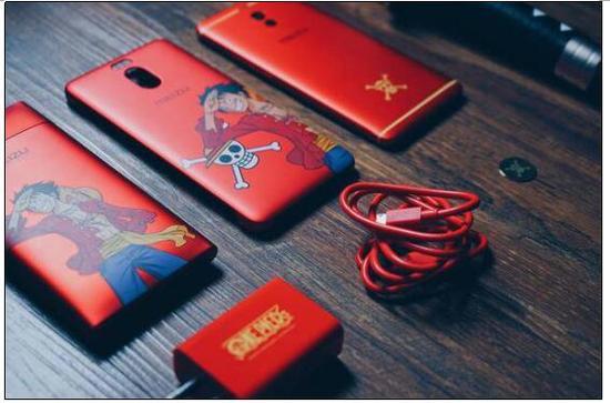 魅蓝Note 6航海王定制版