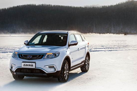 开辟智能互联SUV蓝海引领中国品牌向上发展