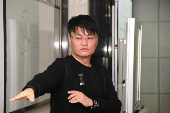 香港理工大学工业设计学院教授Fred Han