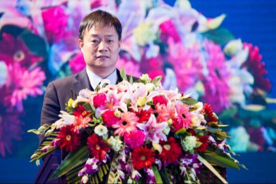 周至县人民政府县长陈旭辉致欢迎词