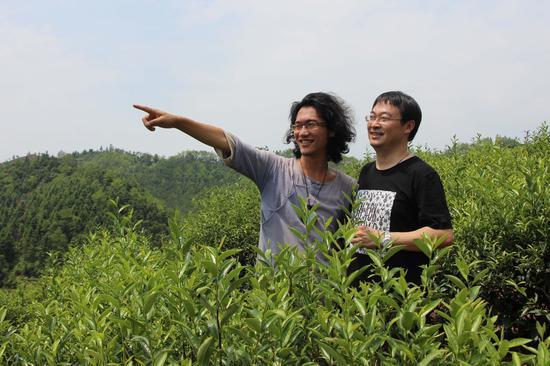 《我以茶之名》词曲作者栾凯田七寻茶