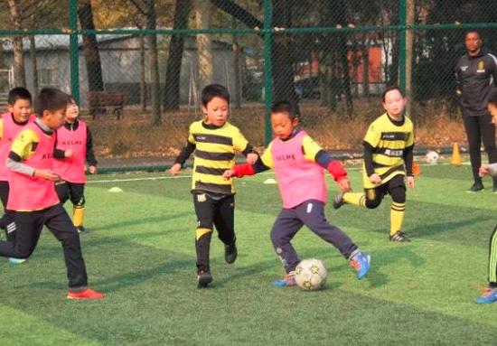 专访奥莱北京少儿足球培训:远被忽视的中国青少年体育教育