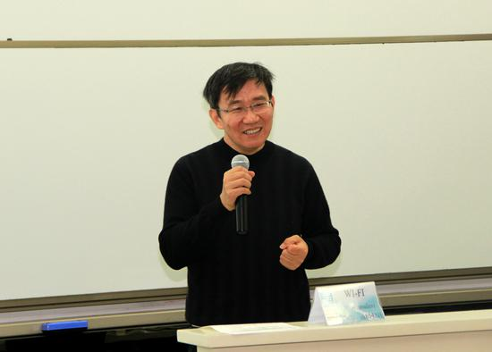 香港科技大学教授李泽湘