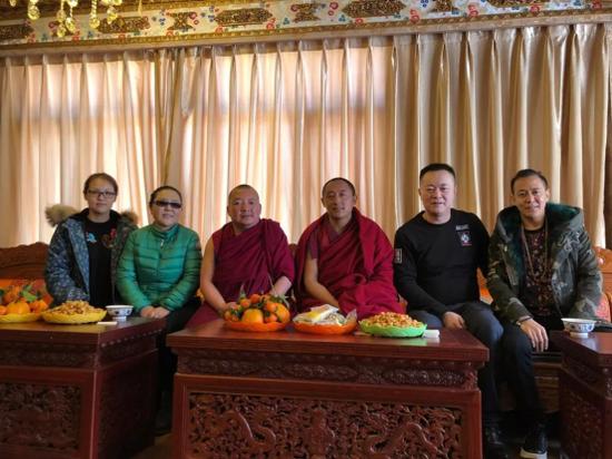 愿更多的人可以感受、弘扬佛家的大爱与慈悲, 愿佛学文化更加深远留长!