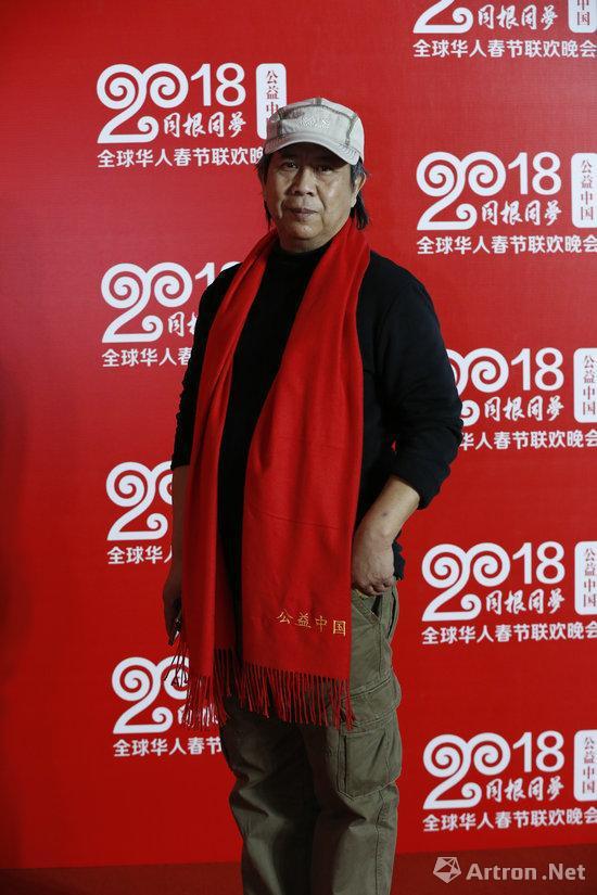 著名画家杨凯先生
