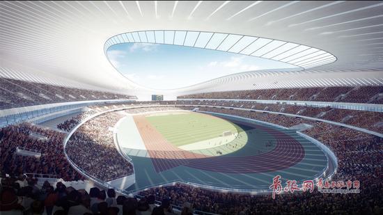 青岛市民健身中心落户红岛 将举办2018年省运会